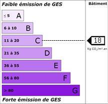 GES Maison F3 Beaulieu sous La Roche