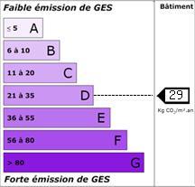 GES Maison FE en R+1 de 95m² Boussay
