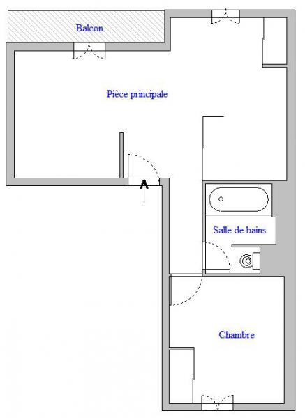 Plan Appartement Ambérieu-en-Bugey