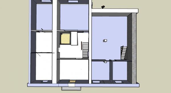 Plan Appartement Sevenans