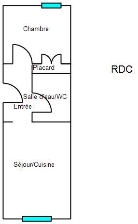 Plan Appartement Grandvillars