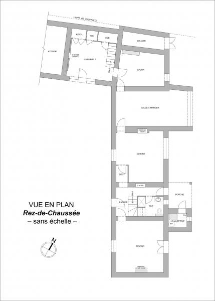 Plan Maison F9 NIEUL SUR L'AUTISE