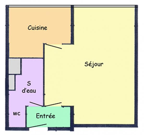 Plan Appartement Montargis