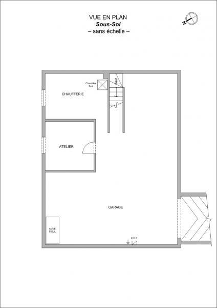 Plan Maison Aubigny