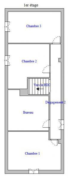 Plan Maison Villette-sur-Ain