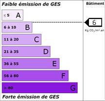 GES Maison 165 m² Venansault