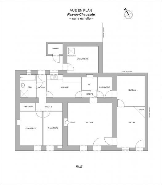 Plan Appartement Aizenay