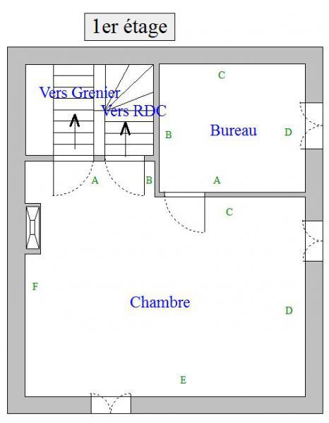Plan Maison Neuville-sur-Ain