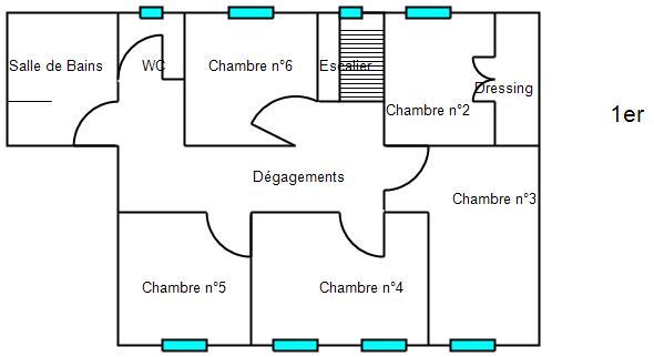 Plan Maison Vézelois