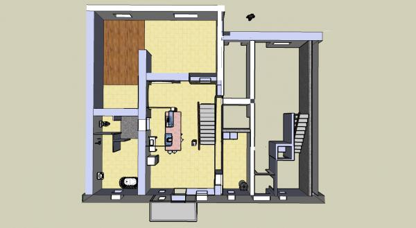 Plan Appartement Sevenans