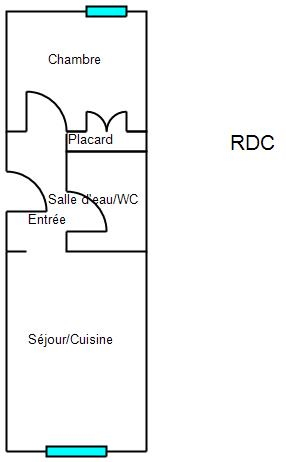 Plan Appartement Grandvillars