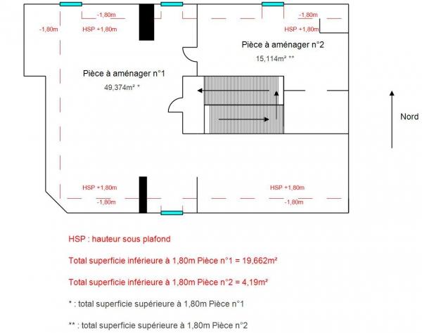 Plan Maison  SÉMÉAC