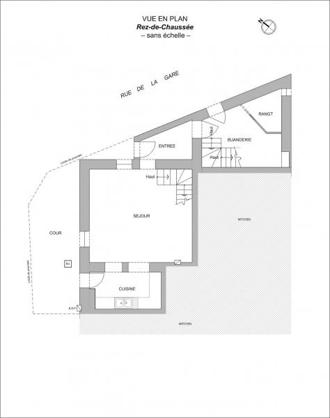 Plan Maison F3 NESMY