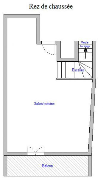 Plan Appartement Ambronay