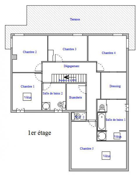 Plan Maison Divonne-les-Bains