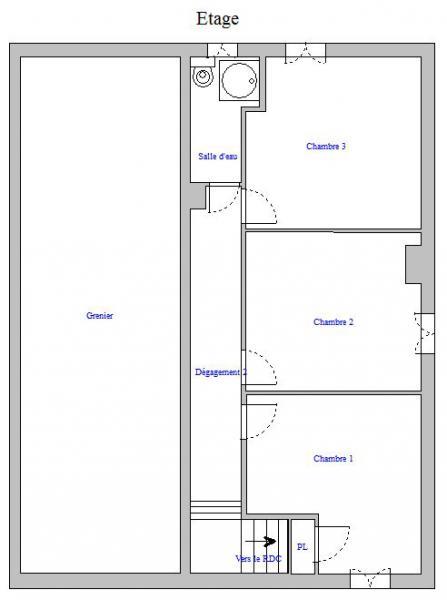 Plan Maison Abergement-de-Varey