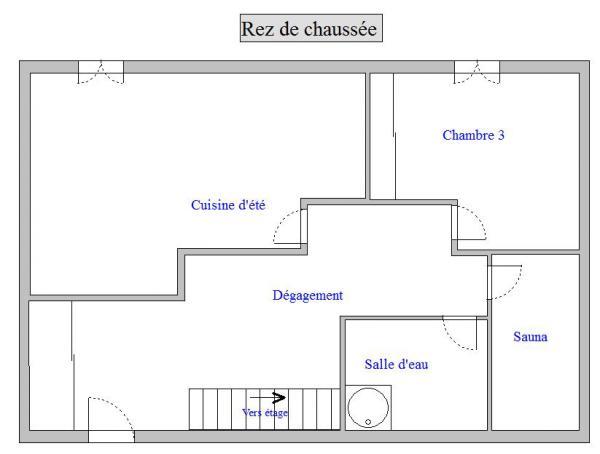 Plan Maison Saint-Sorlin-en-Bugey