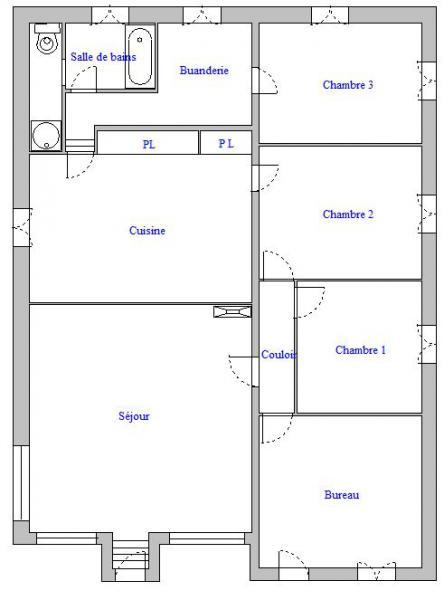 Plan Maison Chazey-sur-Ain