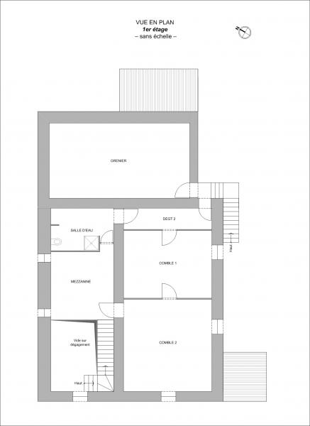 Plan Maison 115m² Xanton-Chassenon