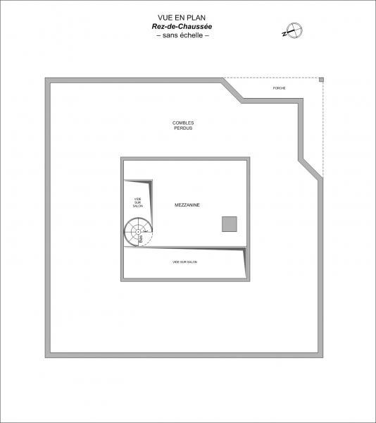 Plan Maison 165 m² Venansault