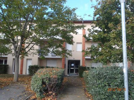 Vente appartement t1bis avec parking s curis sur toulouse for Appartement atypique toulouse vente