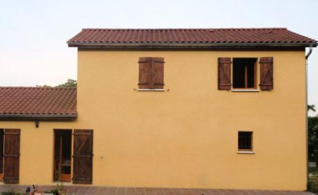 vente maison chatillon la palud
