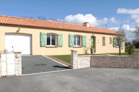 Photo Maison F4 Saint-Hilaire-de-Loulay
