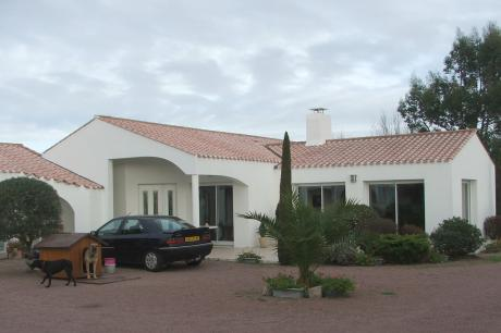 Photo Maison 153m² Beauvoir-sur-Mer