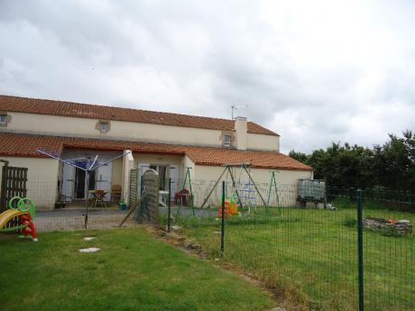 Photo Maison F4 en R+1 de 91m² Boussay